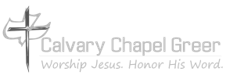 Calvary Chapel Greer